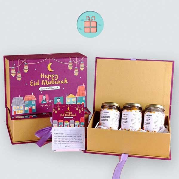 Paket Lebaran Gagal Diet